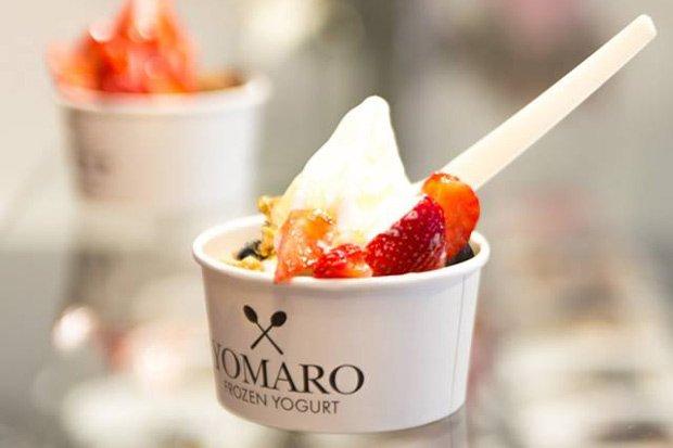 Neu in WÜ: Yomaro Frozen Yogurt