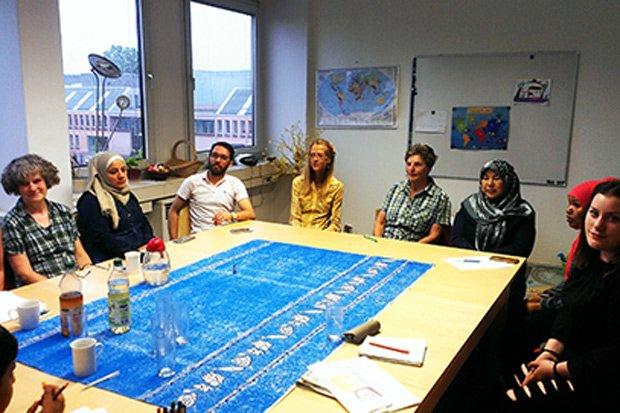 Integrationskurse für Migranten BAMF