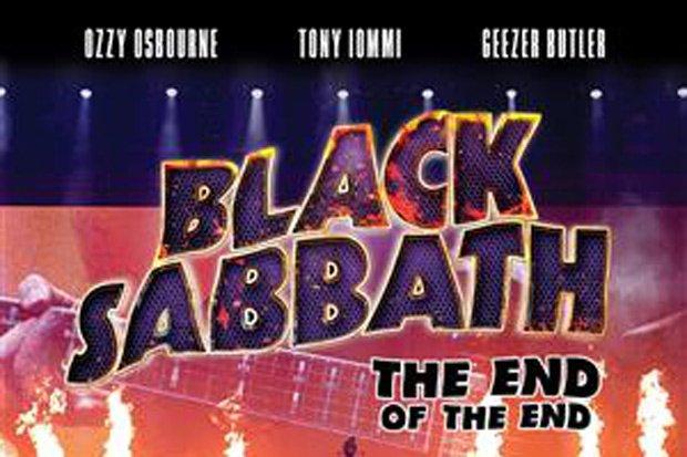 Black Sabbath Cinemaxx