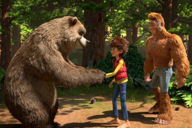 Big Foot Junior Familienpreview Cineworld
