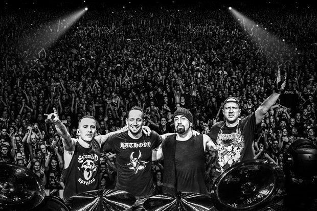 Volbeat Schweinfurt