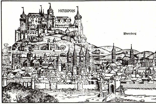 Würzburg im Schnelldurchlauf