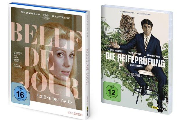 DVDs arthaus Verlosung