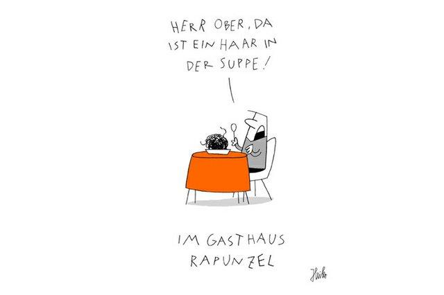 Ausstellung: Pascal Heiler - Im Gasthaus Rapunzel