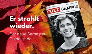 Button FRIZZ Campus Wintersemester 2017