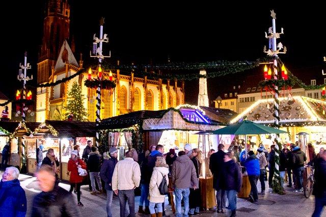 Würzburger Weihnachtsmarkt