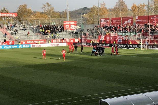 Kickers - Hallescher FC