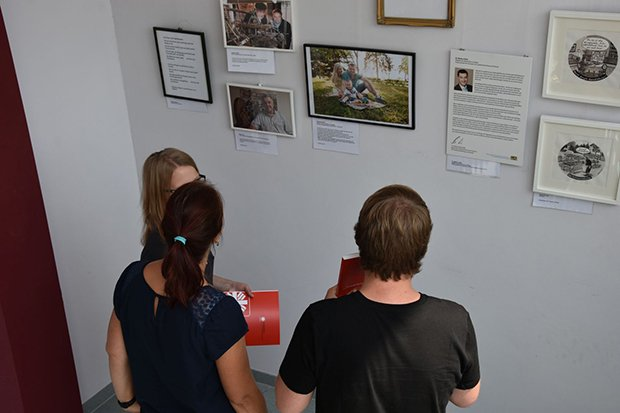Ausstellung: Zusammen sind wir Heimat