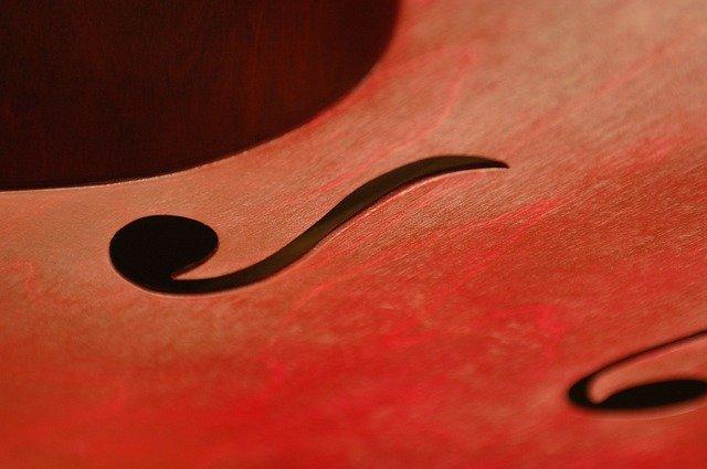 Cello Violoncello Musik Stock