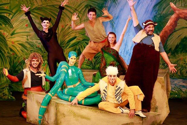 Dschungelbuch Theater Liberi