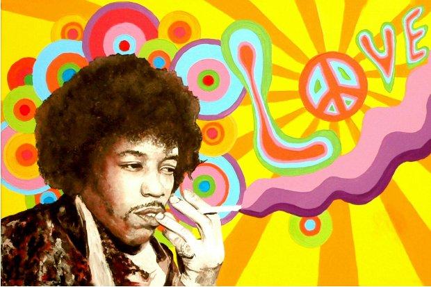 Jimi Hendrix Stock
