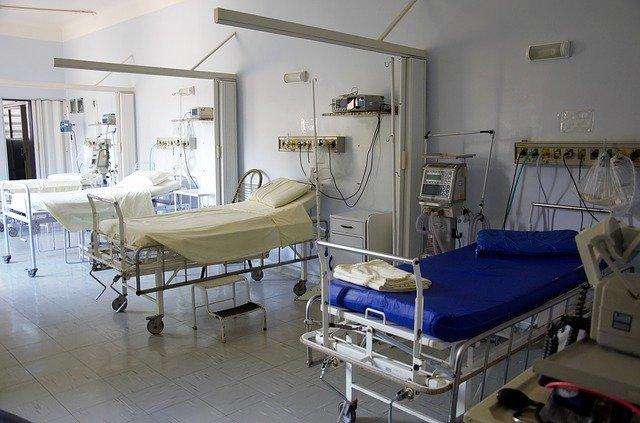 Krankenhaus Hospital Stock