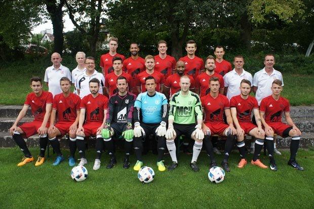 Mannschaftsfoto TSV Lengfeld