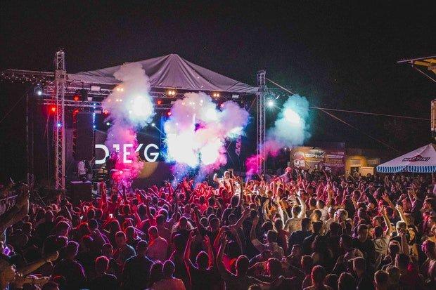 Festival Stock