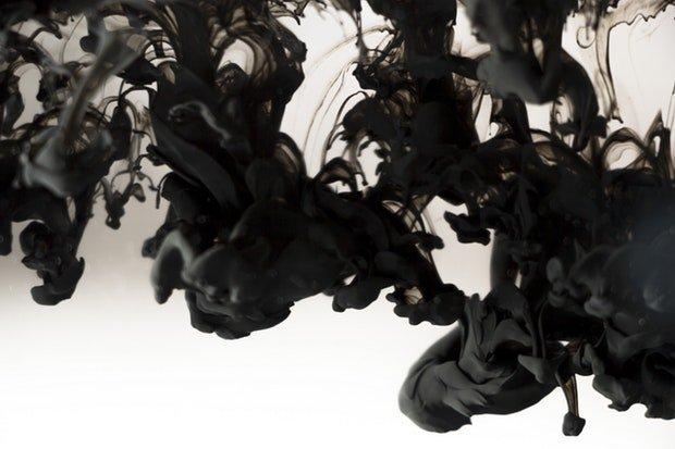 Schwarz Gothic Stock