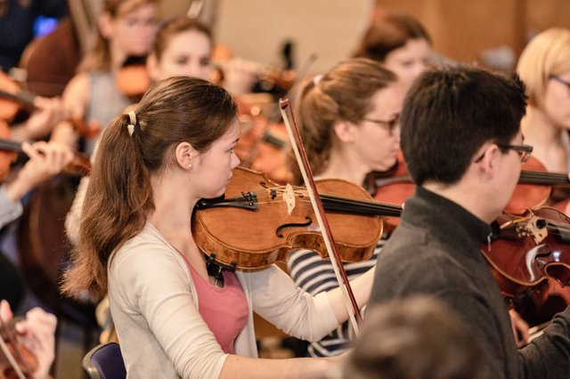Orchester Hochschule