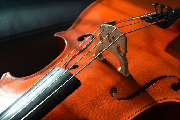 Cello Klassik Stock