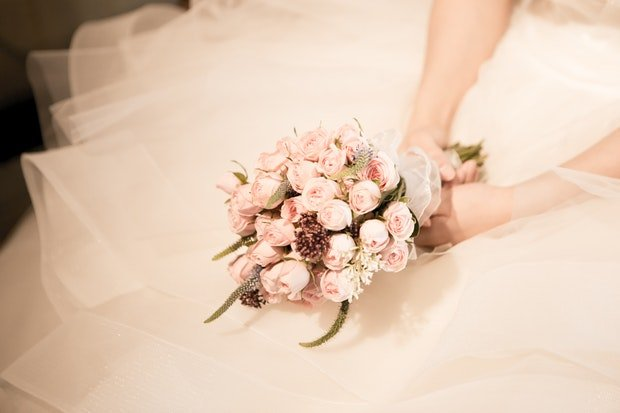 Hochzeit Wedding Stock