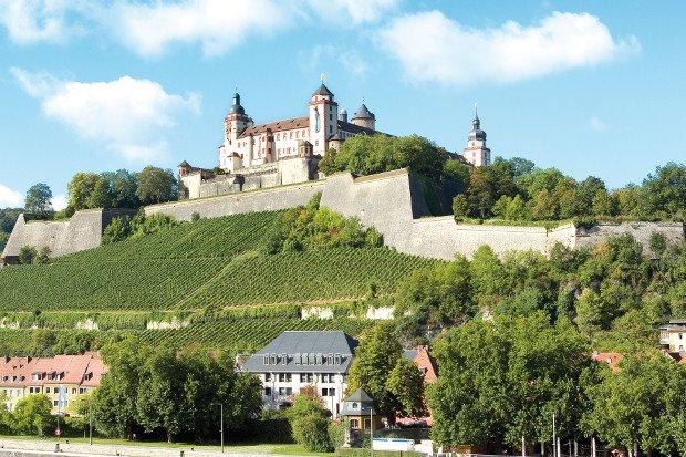 Museum für Franken Festung Außen