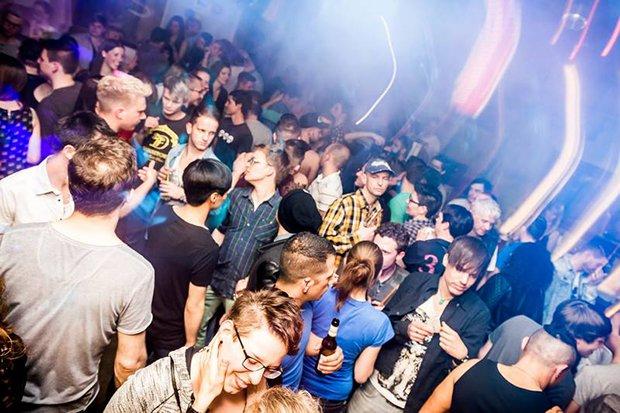würzburg Gay party