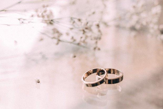 Ring Stock Hochzeit