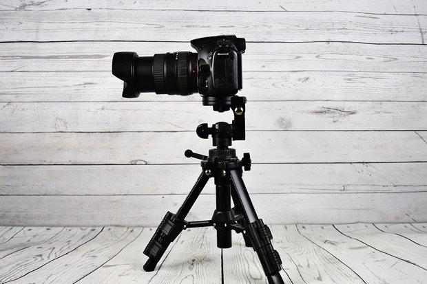 Fotokamera Stock