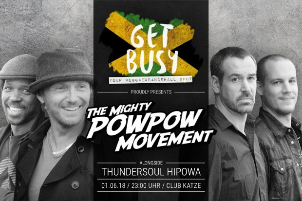 The Mighty PowPow Movement