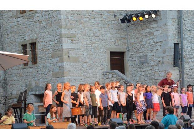 Schulchor Frankenfestspiele