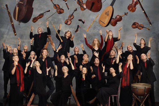 Akademie für Alte Musik in Berlin
