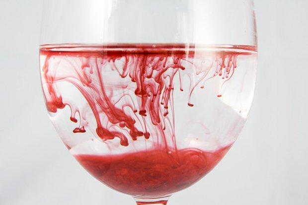 Blut Halloween Stock