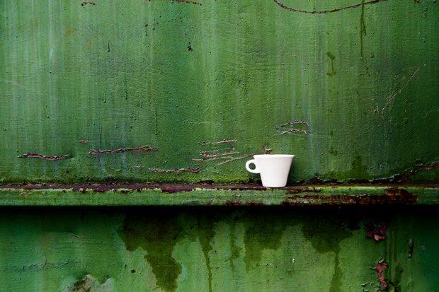 minimalismus coffee