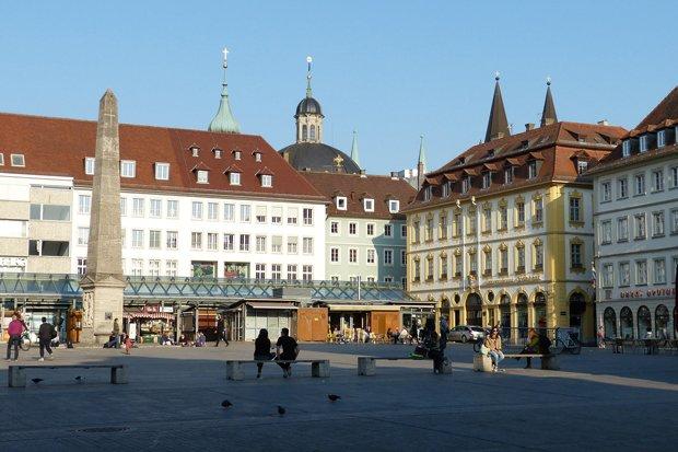 Würzburg Stock