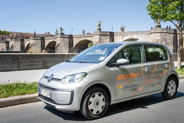 Carsharing Stadtbau
