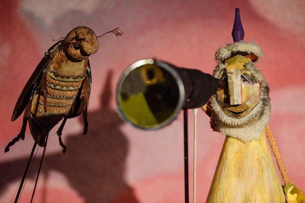 Peterchens Mondfahrt Theater Hobbit