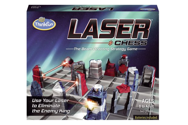 Laser Chess Verlosung