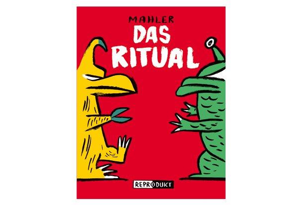 Comic das Ritual
