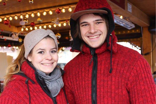 Susanna und Fabi Umfrage