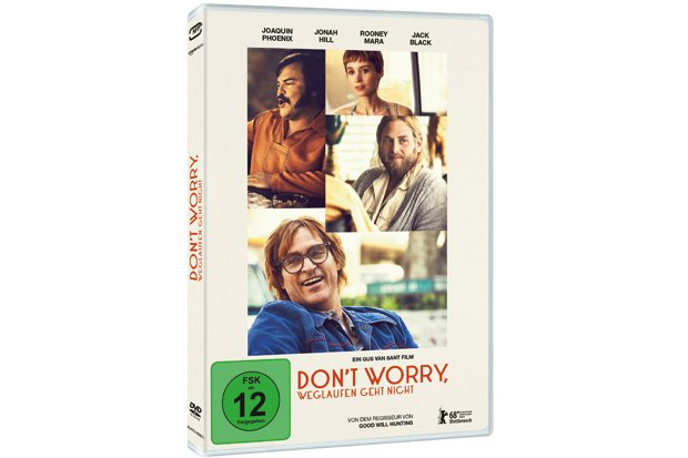DVD Don't Worry Verlosung