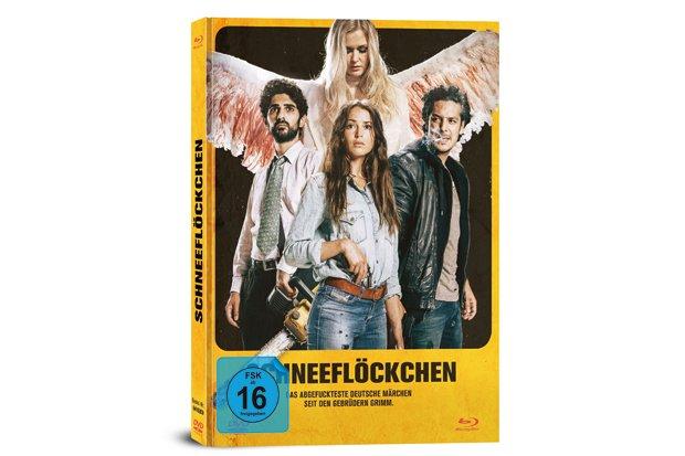 DVD Schneeflöckchen Verlosung