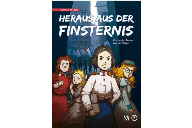 Comic Frankfurt 1918 Verlosung