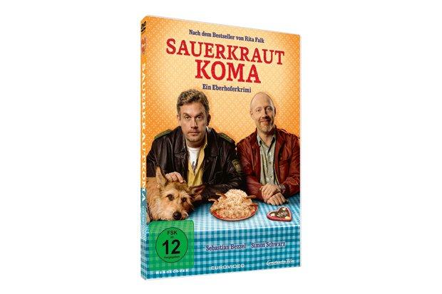 DVD Sauerkrautkoma Verlosung