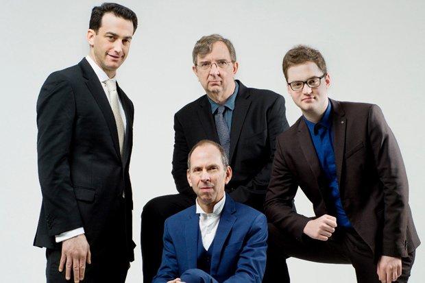 Rick Hollander Quartet