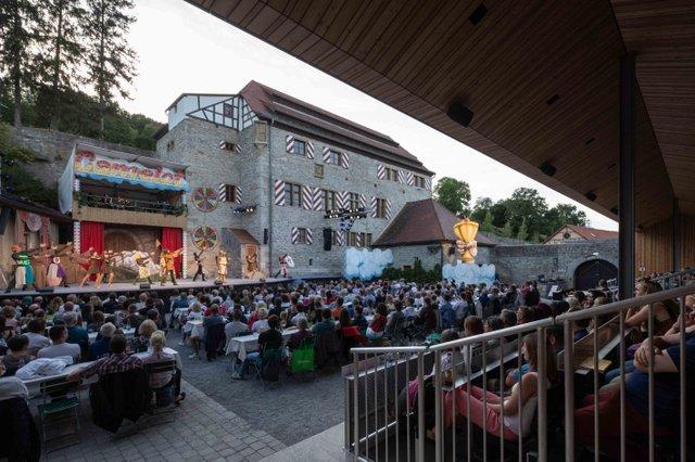Frankenfestspiele Röttingen