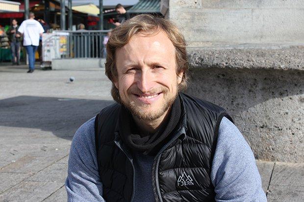 Steffen, 35, Psychotherapeut