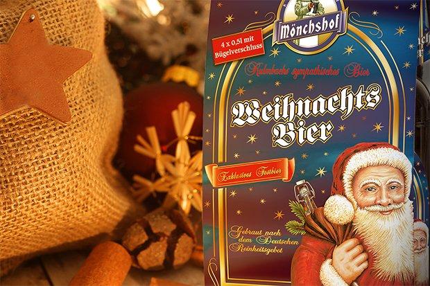 Mönchshof Weihnachtsbier