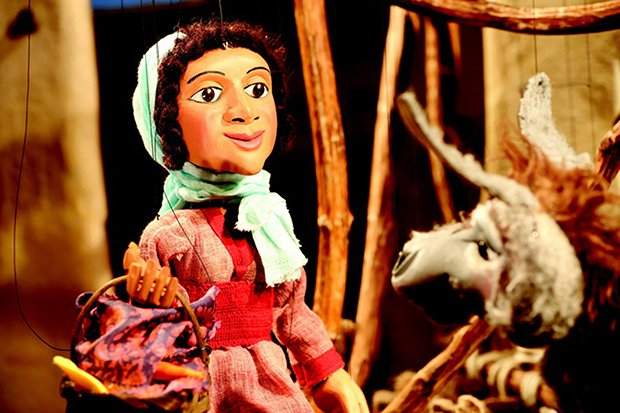 Augsburger Puppenkisteweihnachtsgeschichte