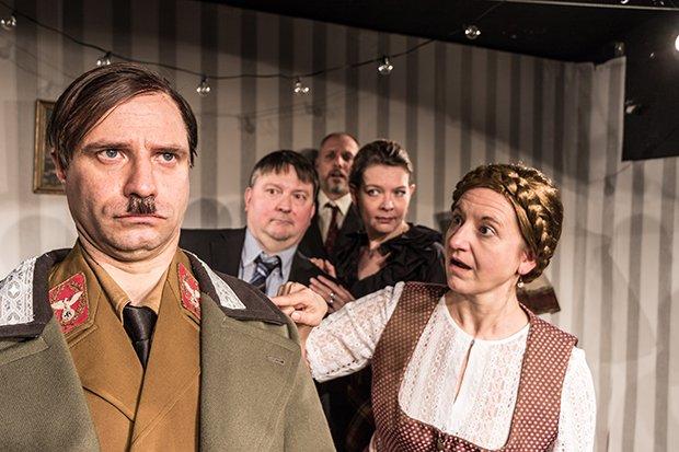 Die Nacht mit Adolf, TheaterWerkstatt