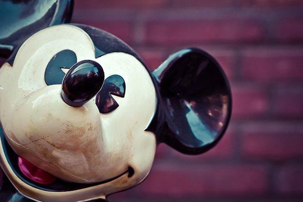 Disney, Stock