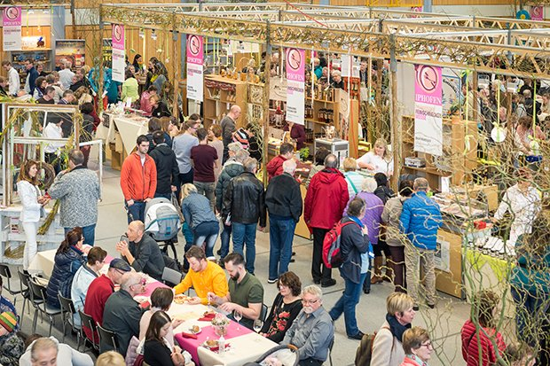 11. Fränkische Feinschmeckermesse: Das Land - Der Wein - Die Küche