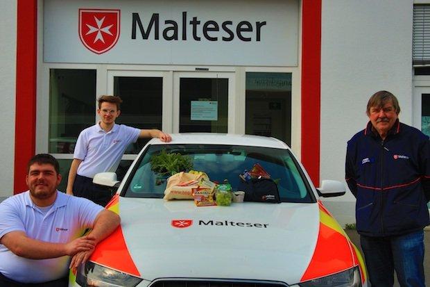 Malteser Einkaufsservice